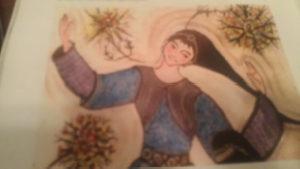 Dibujo de Magdalith